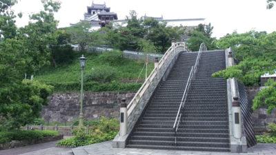 福知山城4