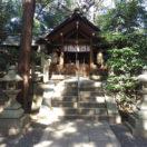 蚕の社 Kaikonoyashiro
