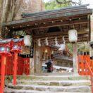 貴船神社 Kifune Shrine