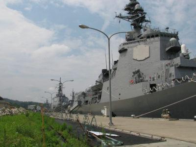 海上自衛隊舞鶴地方隊13