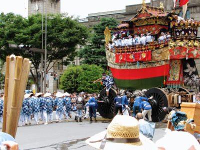 祇園祭山鉾巡行35