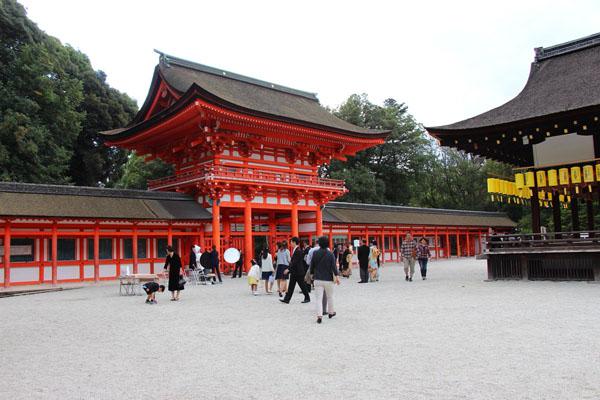 神社の一例