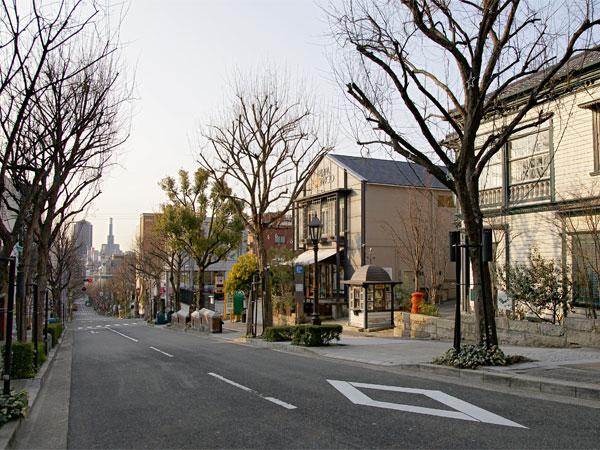 神戸北野坂