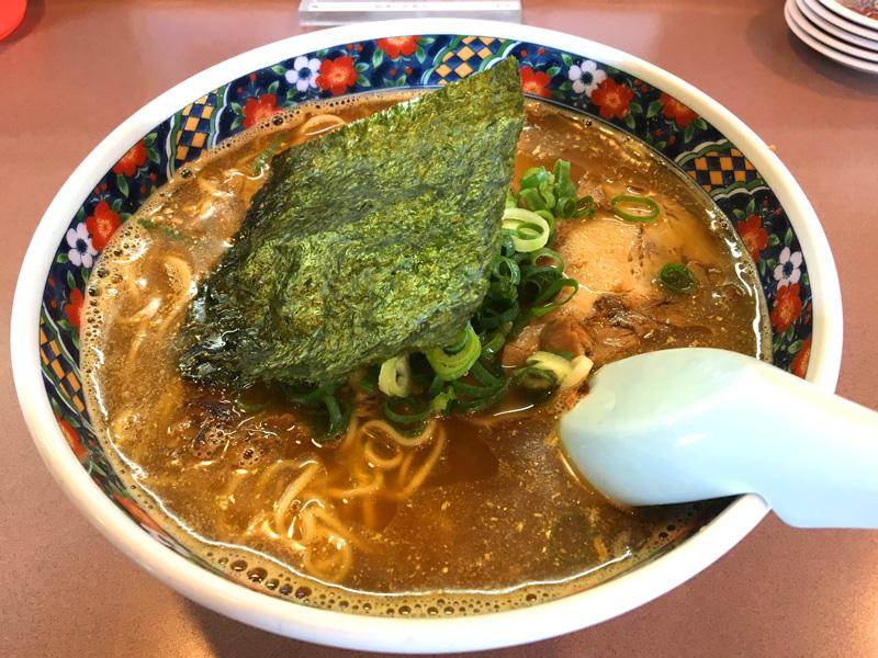 らー麺創房ぱこさんのラーメン