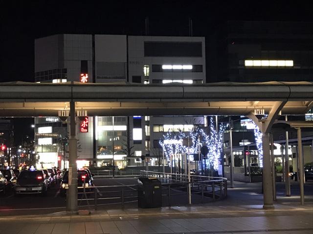 JR京都駅中央改札前