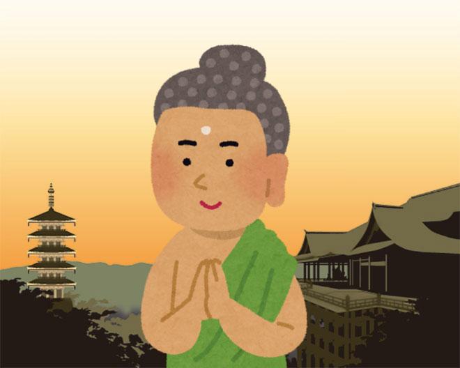 仏陀と京都