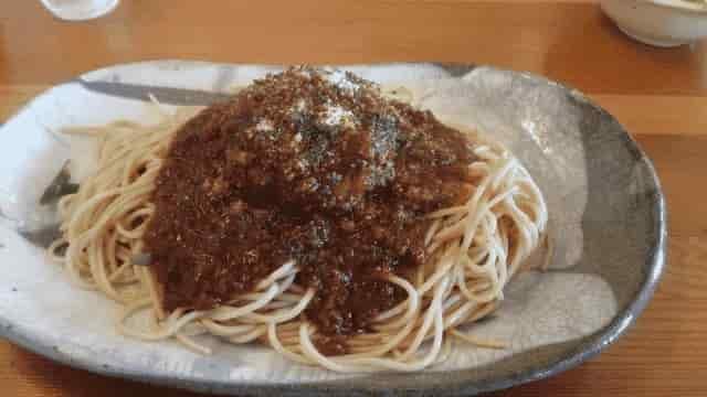 バーグスパゲッティ