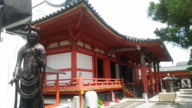 六波羅蜜寺の外観
